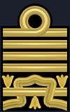 i gradi di ammiraglio