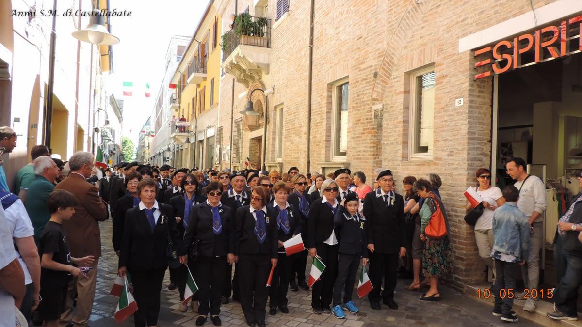 Raduno Nazionale marinai d'italia di Ravenna