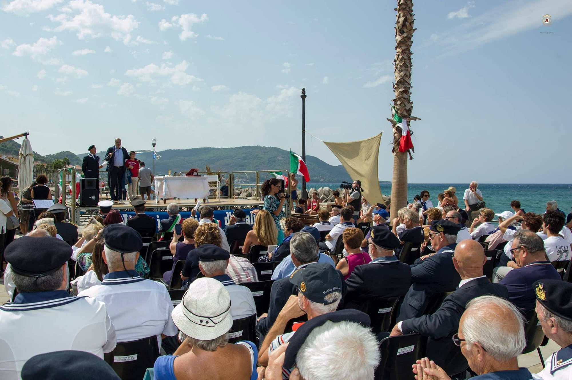 commemorazione anniversario Sommergibile Velella