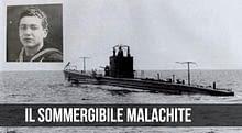sommergibile malachite