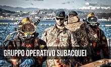 il Gruppo Operativo Subacquei