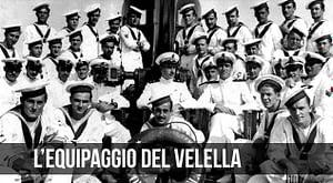 L'equipaggio del Sommergibile Velella