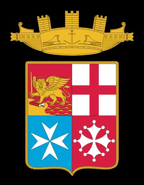 la bandiera della marina