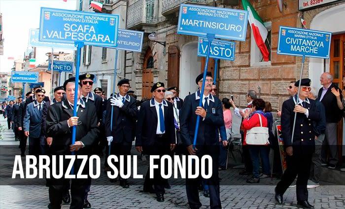 Abruzzo sul fondo, in memoria dei marinai abruzzesi