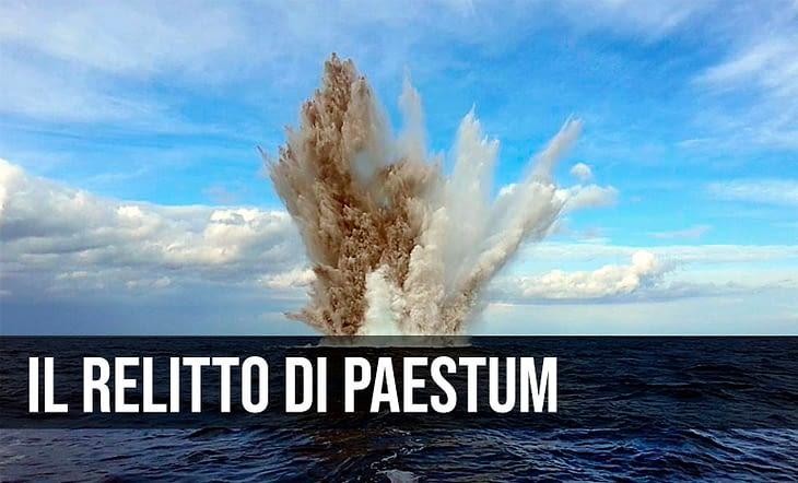 Il relitto di Paestum