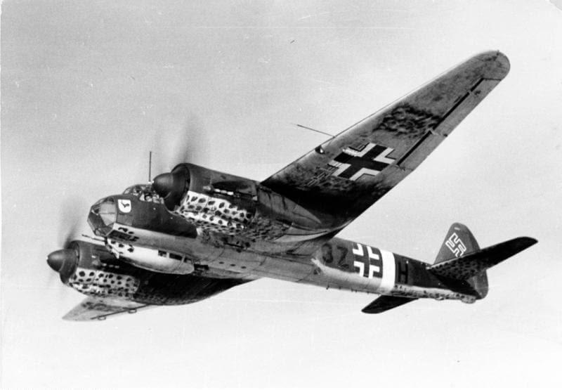 Junkers JU88A