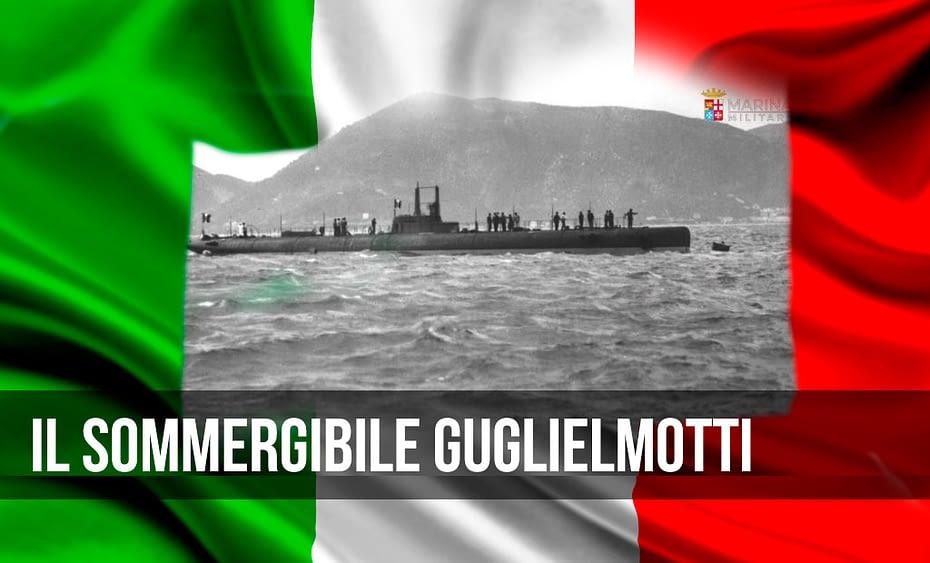 Il Sommergibile Guglielmotti